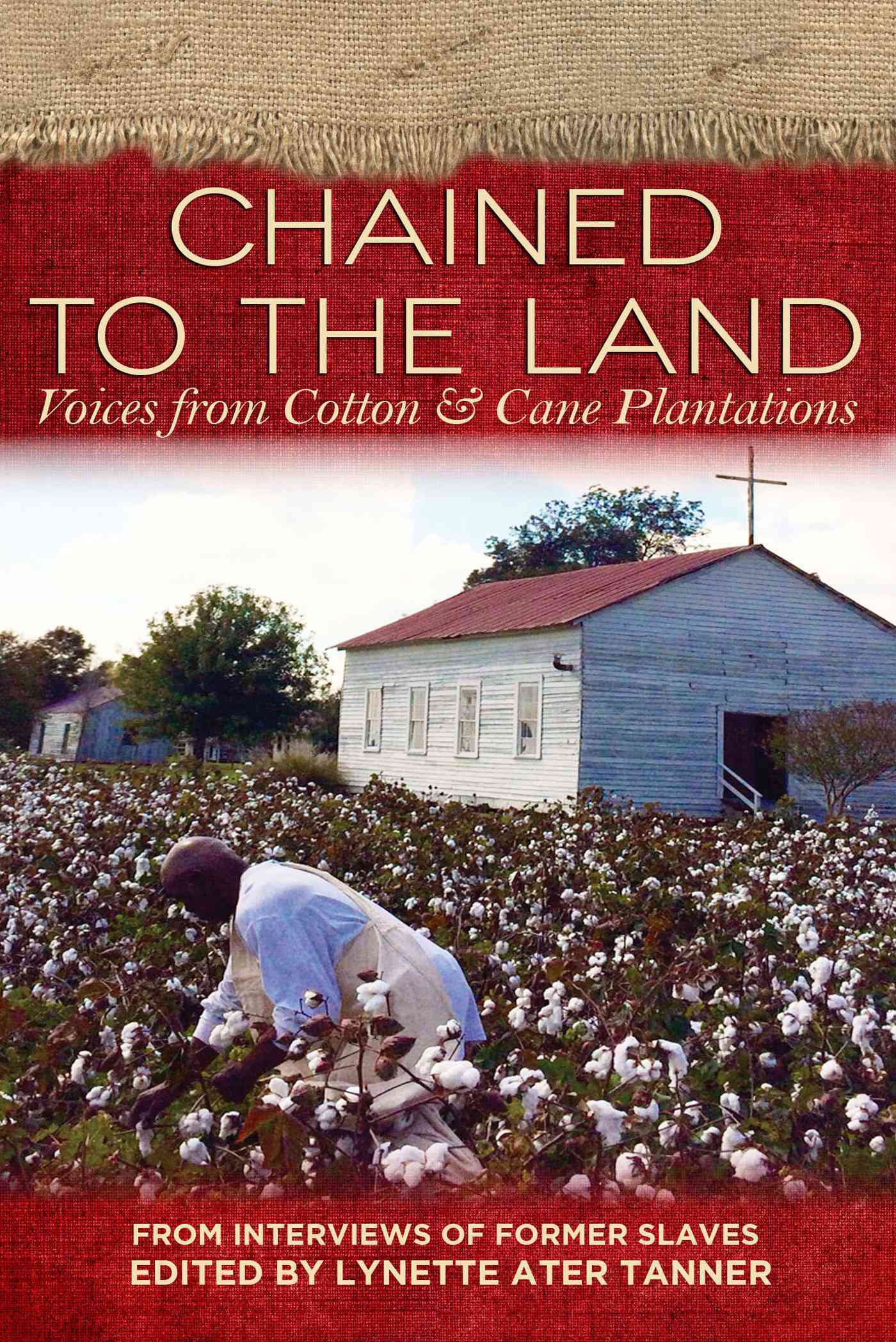 Chained to the Land By Tanner, Lynette Ater (EDT)